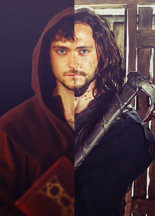 Athelstan season 1 and 2 - from Priest to Warrior Athelstan's storyline is one of my favorites on Vikings, his conflict and inner turmoil has been really been interesting to watch and will be getting even better if last night's episode is any indication.
