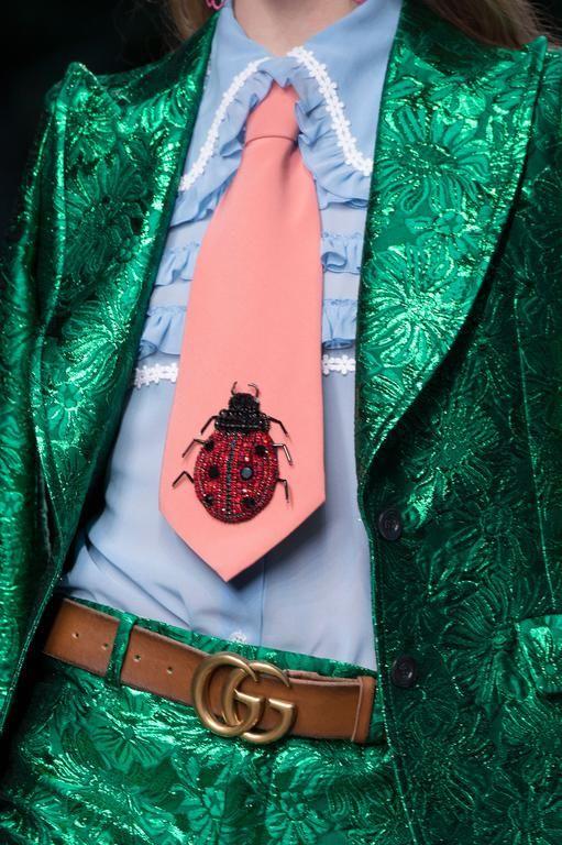Défilé Gucci Printemps-été 2016 Prêt-à-porter | Le Figaro Madame