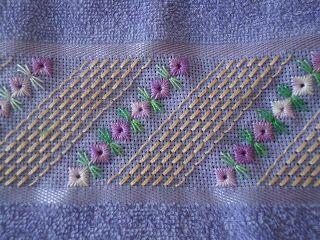 Turma do atelie - by Sandra Porto: Fraldinhas, toalha de mão, trabalho em crochê