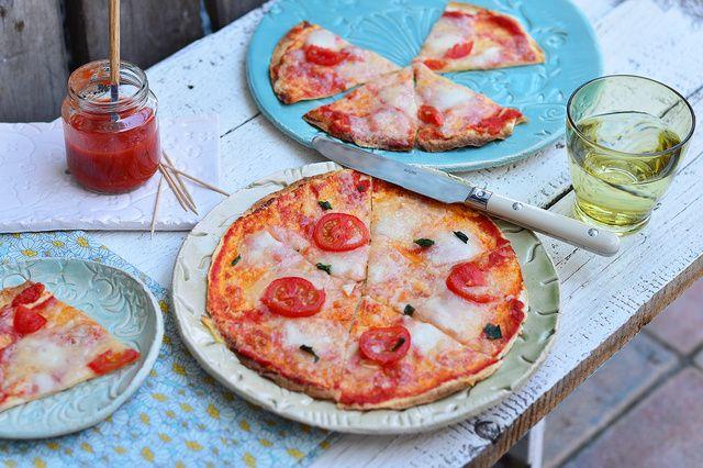 Hamis pizza, és marhajó pizzareceptek a linken! :)