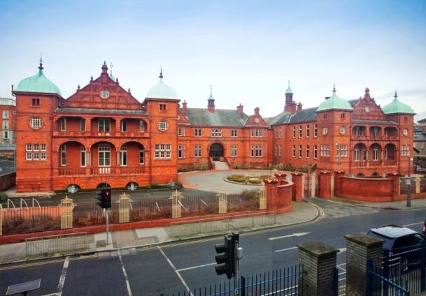 Beautiful Building.. The Former Richmond Hospital, Brunswick Street North, Dublin 7,