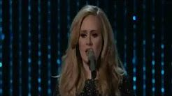 (347) Adele Performs Skyfall Oscars 85th Academy Awards 2013 Full HD - YouTube