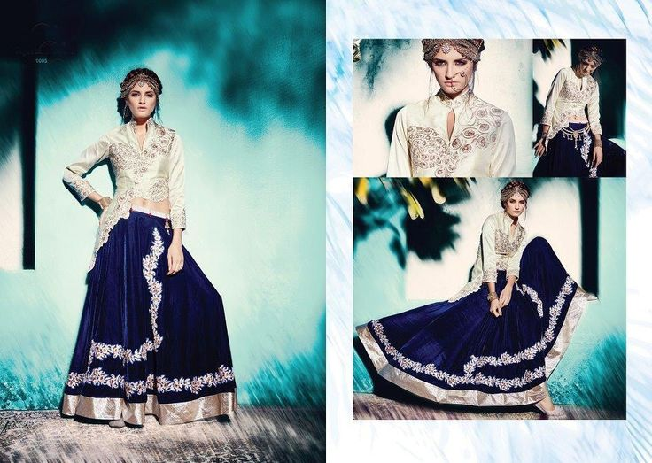 Pakistani Wedding Party Indian Bollywood Designer Anarkali Cream Salwar Kameez…