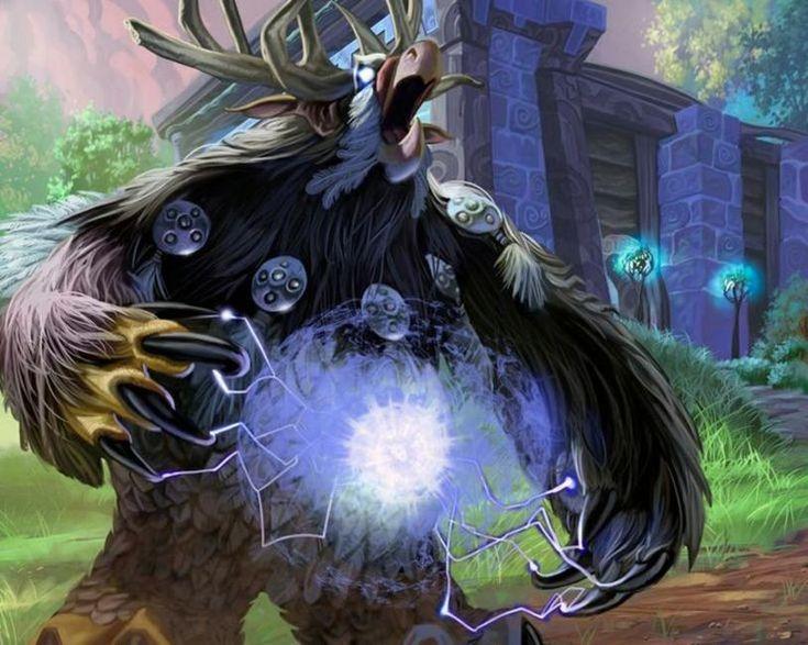 #hearthstone #wowtcg #warcraft #druide #druid