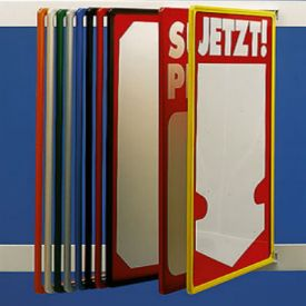 Multiple Poster Holders Hanging Vkf Renzel Poster Flip