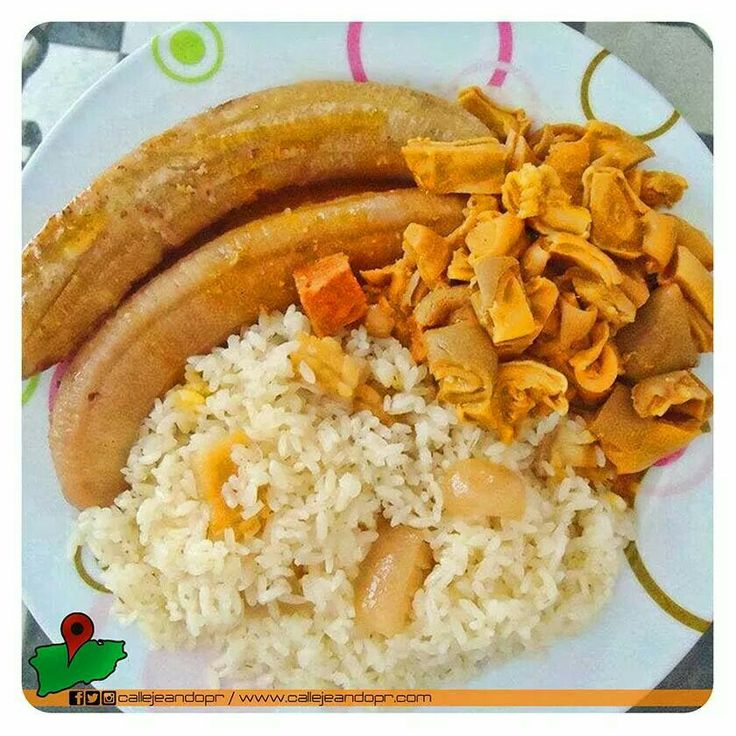 1059 best images about comida boricua on pinterest for Comidas con arroz blanco