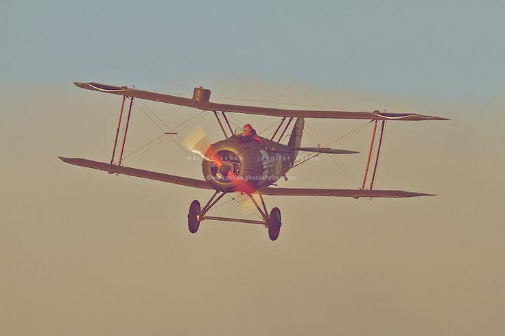 "The de Havilland DH 5 Scout ""New South Wales no 14 Women's Battleplane"". ©2012 Marcus Schoo"