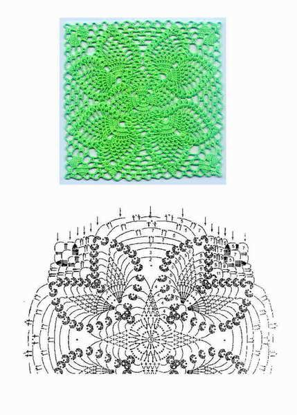 the blueprint crochet pattern is universal in any language---so easy to pick up and put down and never really losing your place.