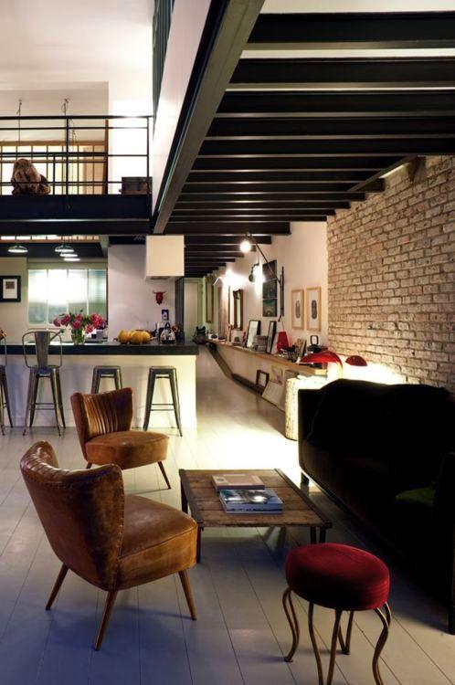 interior design ideas a dream loft in bagnolet france