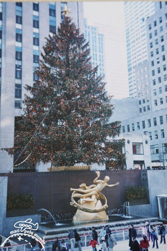 Natal em Nova Iorque: New York, New York