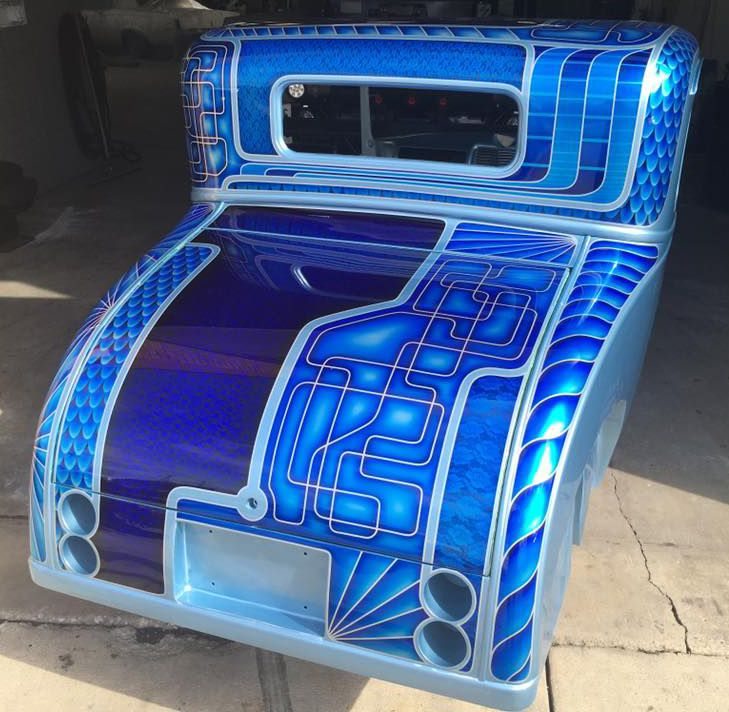 251 Best Images About Metal Flake Pinstriping Amp Custom