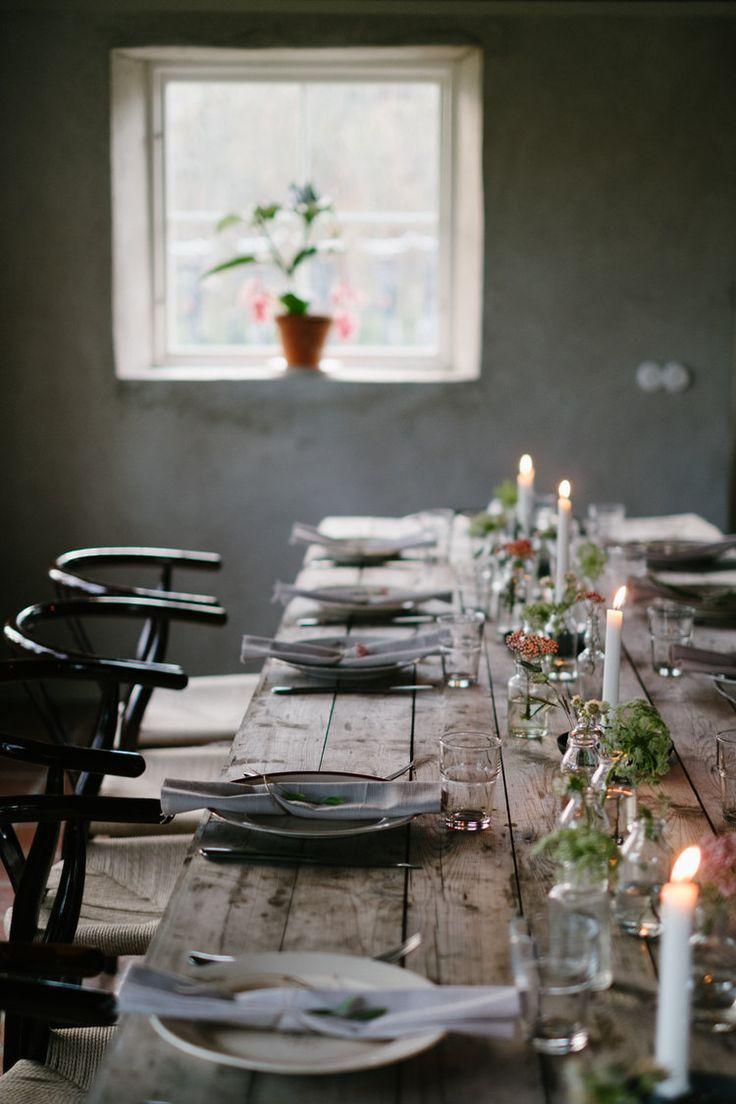 Table Setting U2013 Picture By Matilda Audas Bjorkholm