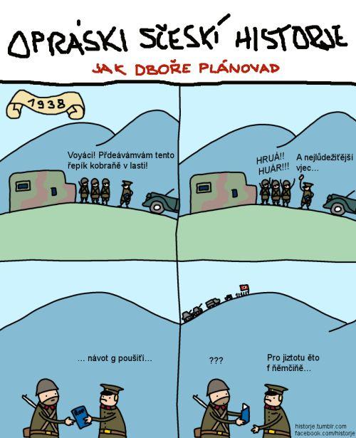 Mobilisace!! Molibisace!!