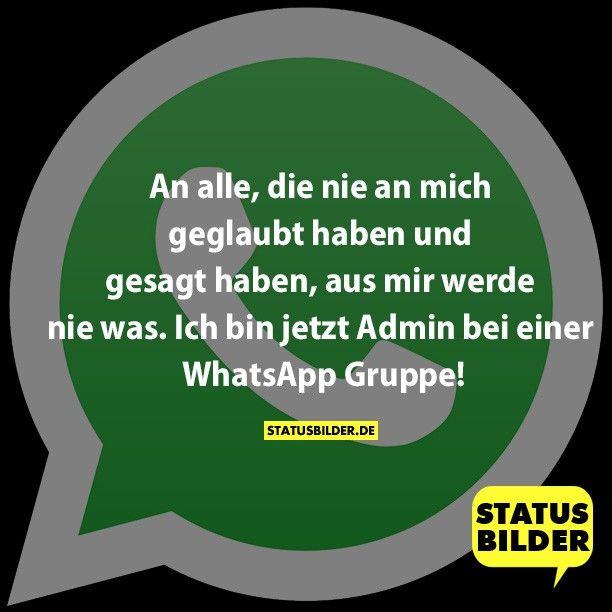 An Alle, Die Nie An Mich Geglaubt Haben Und Gesagt Haben, Aus Mir Werde. Lustige  SprücheLustige BilderLustige Whatsapp ...