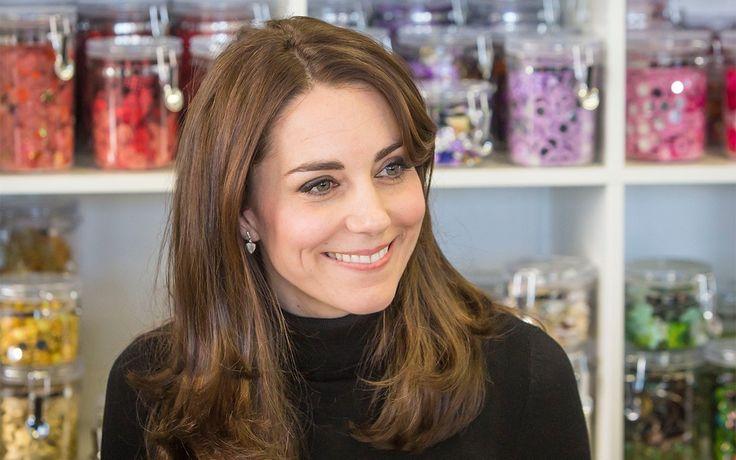 Kate Middleton sceglie il marchio italiano Luisa Spagnoli