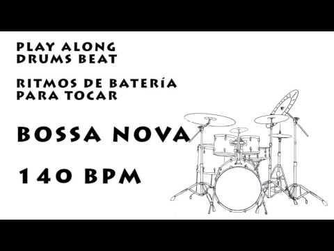 Play along drums Bossa nova 140 bpm :: Batería Para Tocar Bossa nova 140 bpm - Tronnixx in Stock - http://www.amazon.com/dp/B015MQEF2K - http://audio.tronnixx.com/uncategorized/play-along-drums-bossa-nova-140-bpm-bateria-para-tocar-bossa-nova-140-bpm/