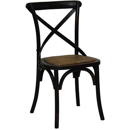 Cadeira Rivatti Katrina Preta