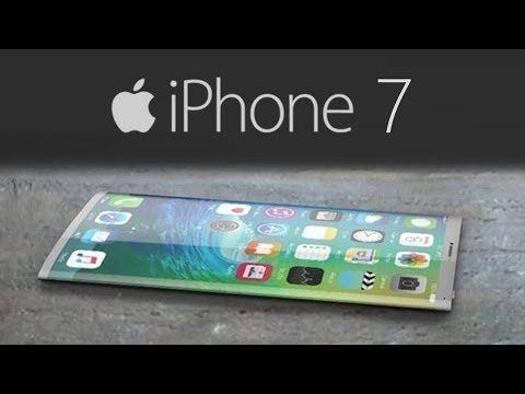 Top 5 iphone 7 concept | iphone 7 trailer