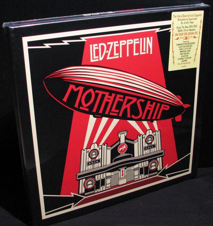 Northern Volume - Led Zeppelin - Mothership (Remastered 180g Vinyl 4LP Record Box Set) (2015), $86.95 (https://www.northernvolume.com/led-zeppelin-mothership-remastered-180g-vinyl-4lp-record-box-set-2015/)