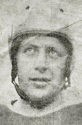 Frank Morris Edmonton 1950
