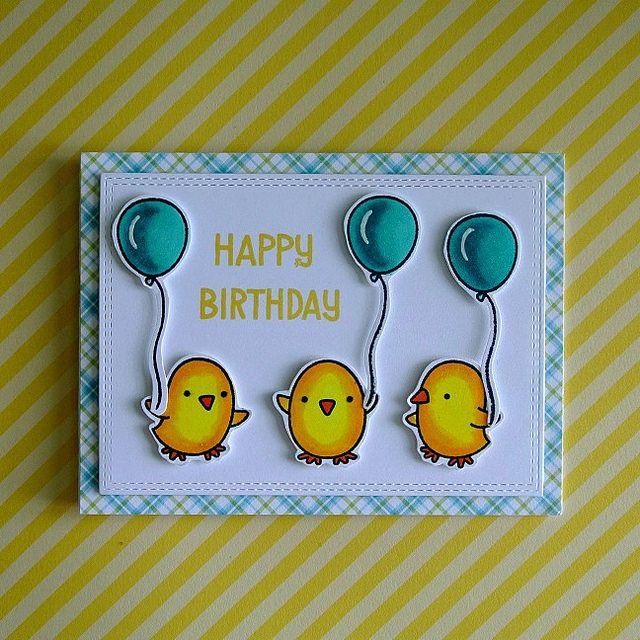 Chirpy Chirp Chirp Card 3   Joyce Heinen   Flickr