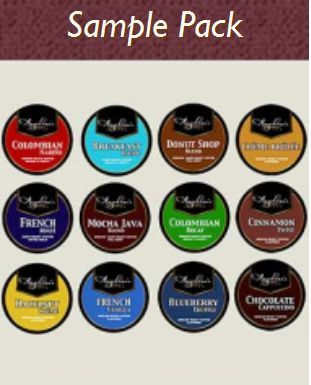 Angelino's Coffee K-Cup Sampler Pack Just $5.95 & FREE SHIPPING!