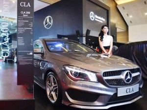 Mercedes Benz CLA 200 Sport | Mercedes Benz