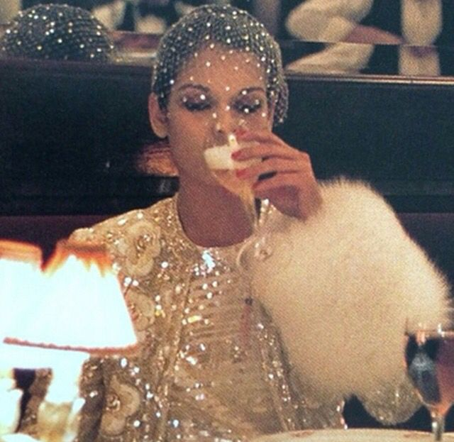 Bianca Jagger perfection.