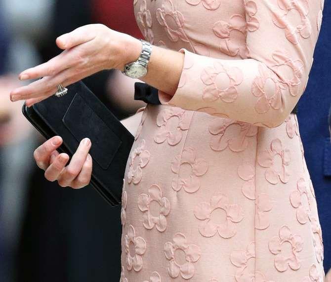 Essie Allure--Kate Middleton's nail polish of choice