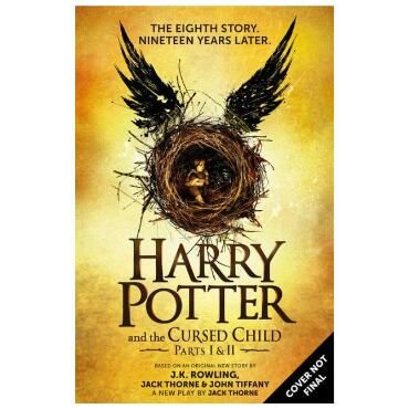 OMG Book 8 is available for pre-order!!! EEEK!! Harry Potter and The Cursed Child:  Parts I and II Hardcover Book