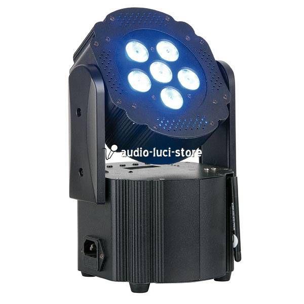 Illuminatore Completamente Wireless per Luce e Colore Ovunque in 5 secondi!