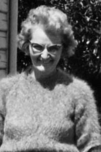 Maggie O'Dowd in 1968 aged 50