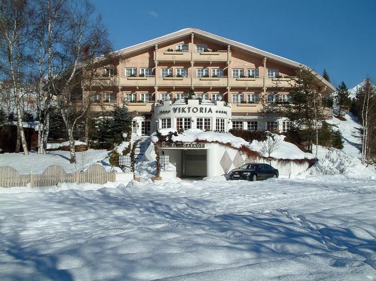 Hotel Viktoria in #Seefeld, #Austria. More pictures here: http://www.snotels.com/hotel-viktoria-seefeld-hotel-info