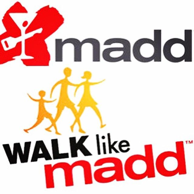"Join us on the first-ever Bakersfield ""Walk Like MADD"" this fall to help put a stop to drunk driving locally. The 5K walk-run is organized by MADD Kern County, CCS, #Bakersfield Police Department, California Highway Patrol, #KernCounty District Attorney's Office and other local agencies."