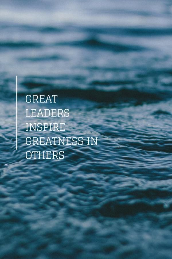 great-leaders-inspire-greatness-in-others - 20 Inspirational Quotes about Greatness  <3 <3