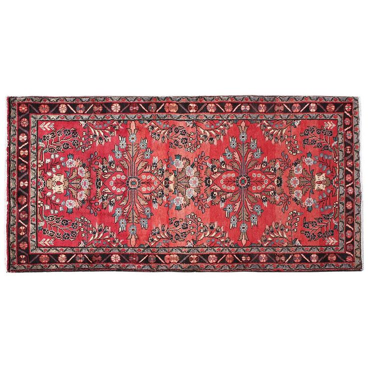 "7'11"" x 3'7"",Traditional area rug for sale, Oriental floor carpet, Oriental carpet, Persian Rug, Code : S0101853"