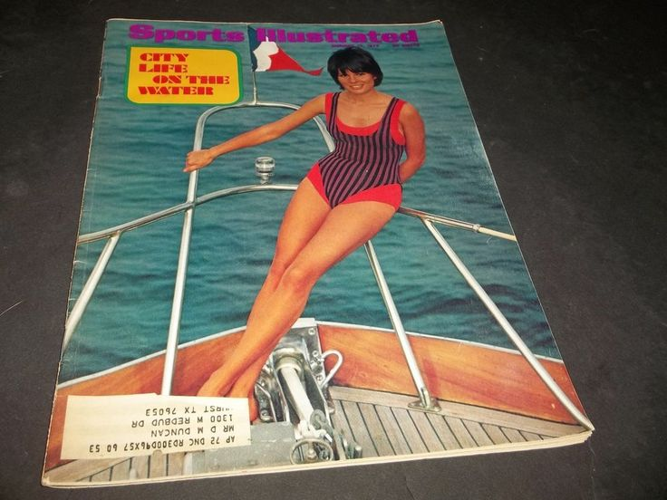 Vintage Sports Illustrated Swimsuits Lakers Cowboys Dolphines Superbowl Preview