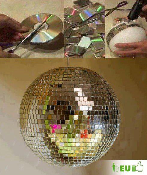 globo espelhado