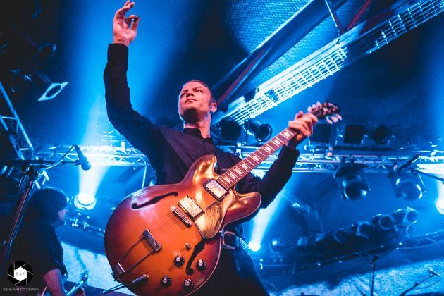 Live Review Mando Diao Luxembourg City 2019 Konzert