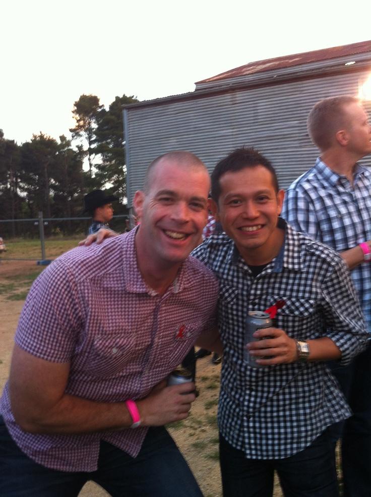 Bushdance 2012 Gay4Play