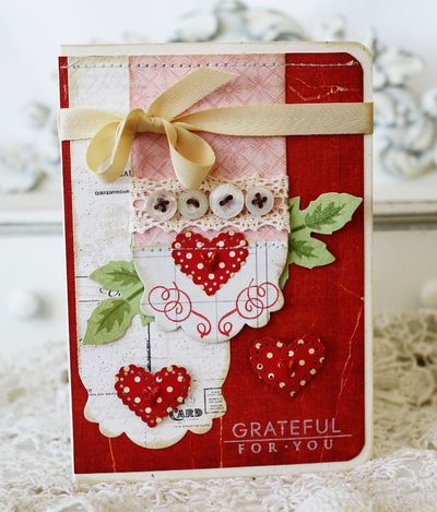 Beautiful ValentineCards Ideas, Valentine Day Cards, Cards Scrapbook, Valentine Cards, Cards Valentine, Papertrey Ink, Melissa Phillip, Paper Crafts, Heart Cards