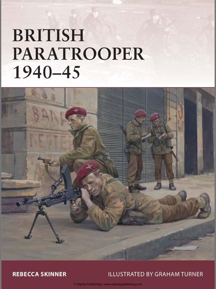 20150804 korte beschrijving van Britse airborn troops tijdens de tweede wereldoorlog