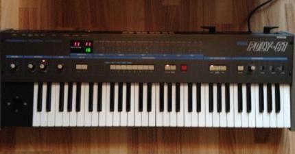 Korg Poly 61 mit Midi In in Berlin - Neukölln | Musikinstrumente und Zubehör gebraucht kaufen | eBay Kleinanzeigen