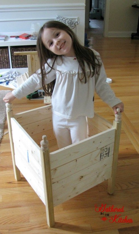 $12 DIY Planter Boxes - Super cheap & Super easy to build yourself! Instructions and plans for girls to build planter boxes without the help of her husband!