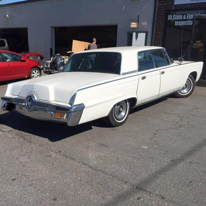 1965 Chrysler Imperial Crown 4 Door Hardtop With Images