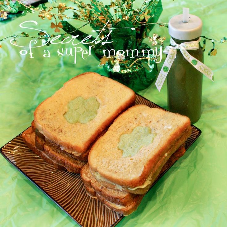Shamrock French Toast