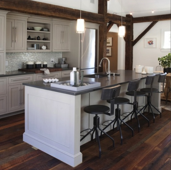 Rustic Elegant Kitchen: 1000+ Images About Rustic Modern Designs On Pinterest