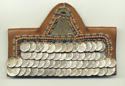 Чувашский государственный художественный музей - Сурпан сакки - нагрудное украшение.