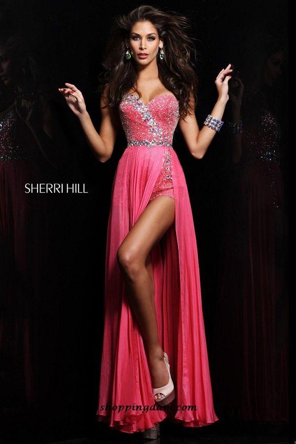 Sherri-Hill-Pink-Prom-Dresses-Spring-2013-2.jpg (600×900)