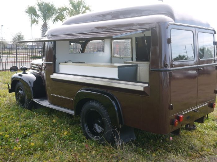 old ice cream truck for sale Google Search
